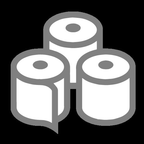 Verbrauchsmaterial für Zugangssysteme Sanitäranlagen auf Raststätten, Gaststätten, öffentlich zugänglichen Gebäuden