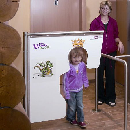 Zugangssystem mit Kinderzugang, götz ticket gmbh